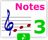 Notes learn 3