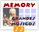 Memory de compositores 1